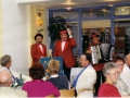 2002 Horst Süsse, Wolfgang Frank, Heini Wettlaufer bei Becks Goldenen Hochzeit