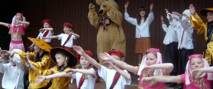 2008 750-Jahr-Feier in Trockenerfurth