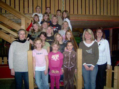 2009 Sternchengarde im Friloland