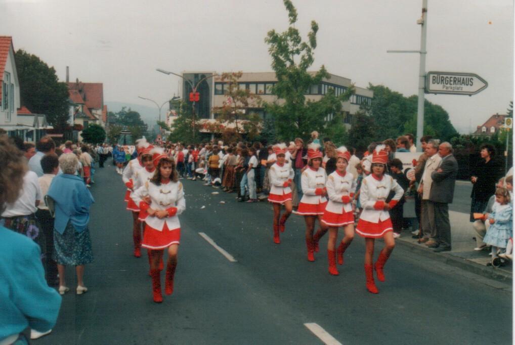 1989 Mittlere Garde Heimatfest
