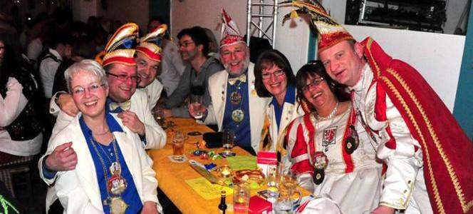 2014 Prunksitzung in Holzhausen