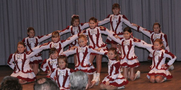 2014 Sternchengarde tanzt in Wabern