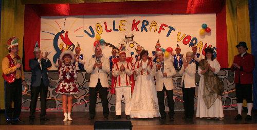 2014 Prunksitzung in Homberg