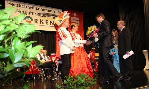 2016 Neujahrsempfang der Stadt Borken