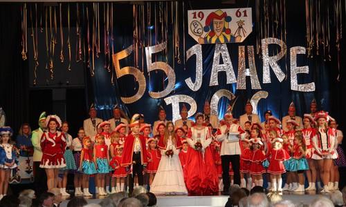 2016 Seniorenkarneval
