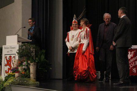 2017 Neujahrsempfang der Stadt Borken