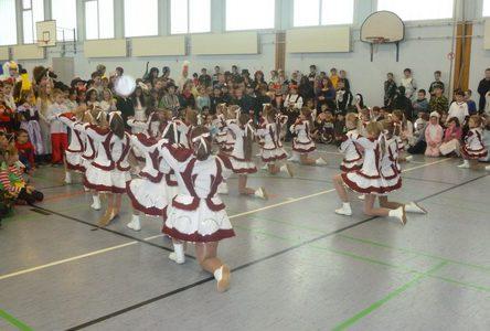 2017 Rosenmontag in der Grundschule