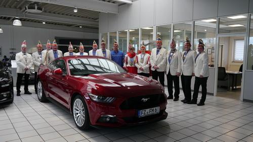 2017 Autopark Borken