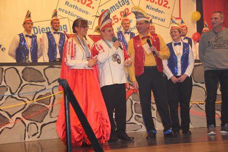 2017 Prunksitzung in Homberg