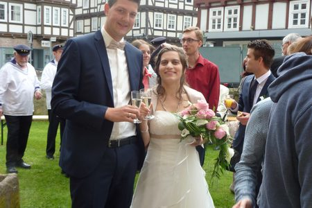 2017 Hochzeit Carina Lischeid-Bracht und Simon Reuter