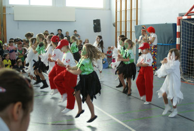 2013 Rosenmontag in der Grundschule