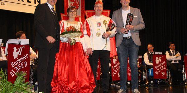 2018 Neujahrsempfang der Stadt Borken