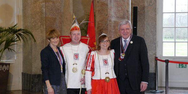 2018 Empfang in Wiesbaden