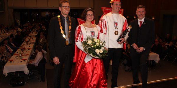 2019 Neujahrsempfang der Stadt Borken