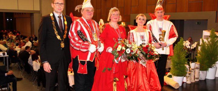 2021 Neujahrsempfang der Stadt Borken